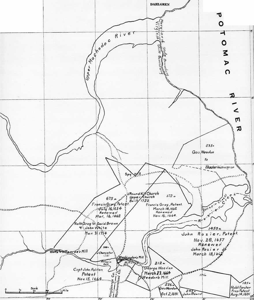 Histories: The William Rush Family of Westmoreland County VA