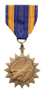 Paul Johnson Air Medal